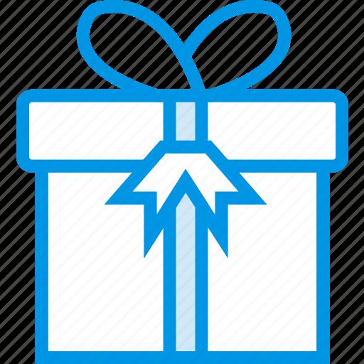 celebration, christmas, festivity, gift, holiday icon