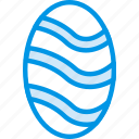 celebration, easter, egg, festivity, holiday, paint icon