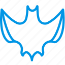 bat, cave, celebration, festivity, halloween, holiday icon