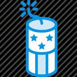 celebration, festivity, firecracker, firework, holiday icon