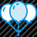 festivity, balloons, holiday, sky, celebration
