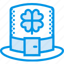 celebration, festivity, hat, holiday, ireland, leprechaun icon