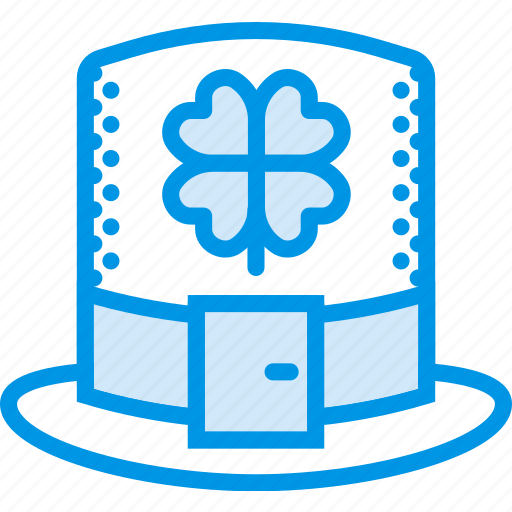 celebration, festivity, hat, holiday, ireland, leprechaun icon