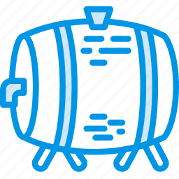alcohol, beer, beverage, celebration, festivity, holiday, keg icon
