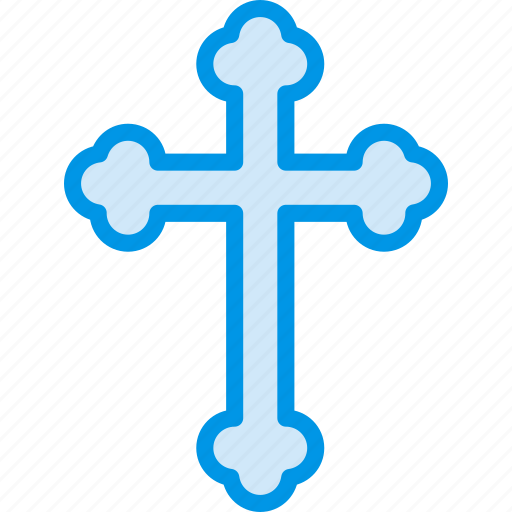 celebration, cross, easter, festivity, holiday, religion icon
