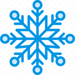 celebration, festivity, holiday, snow, snowflake, winter icon