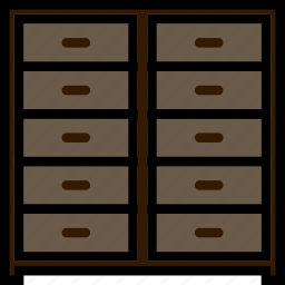 belongings, dressing, furniture, households, sock icon