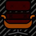 belongings, furniture, herman, households, miller icon