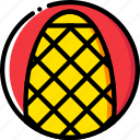 building, cartoony, gherkin icon