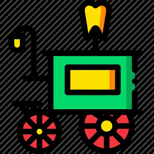 cinema, django, film, movie, unchained, video icon