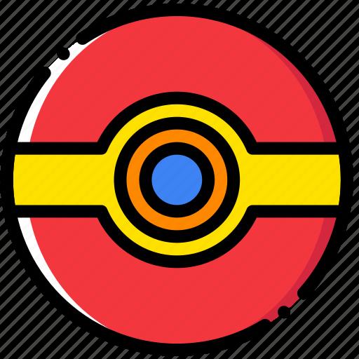 cinema, film, movie, pokemon, video icon