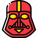 cinema, film, movie, vader, video icon