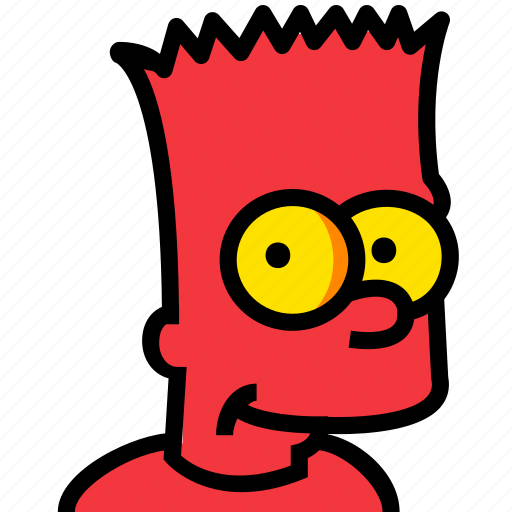 bart, cinema, film, movie, video icon