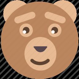 bear, cinema, comedy, film, movie, ted icon
