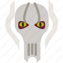 cinema, film, general, grievous, movie, star, wars icon