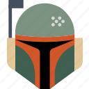 cinema, film, helmet, movie, star, wars icon