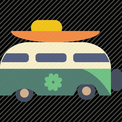 car, cinema, film, forest, movie, wild icon