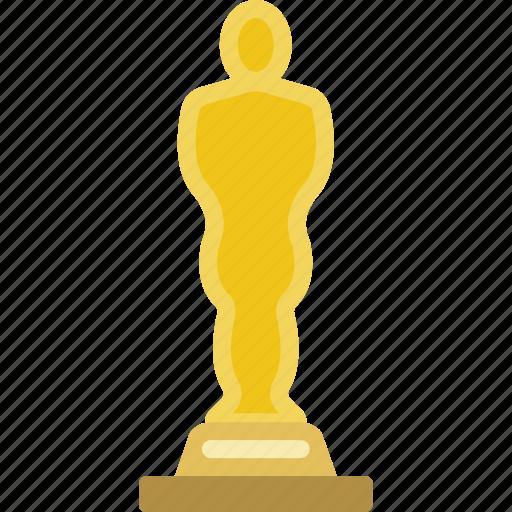 achievement, award, cinema, film, movie, oscar icon