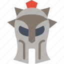 arena, cinema, film, gladiator, helmet, movie icon