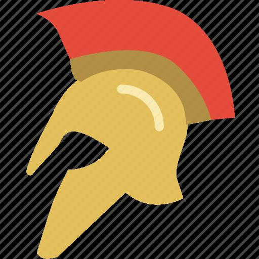 cinema, film, greek, helmet, movie, spartan icon