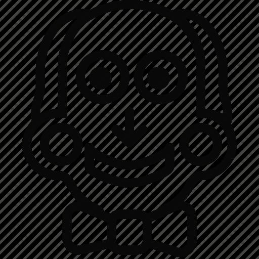 cinema, film, movie, murder, puppet, puzzle, saw icon