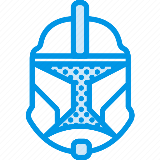 cinema, clonetrooper, film, helmet, movie, star, wars icon