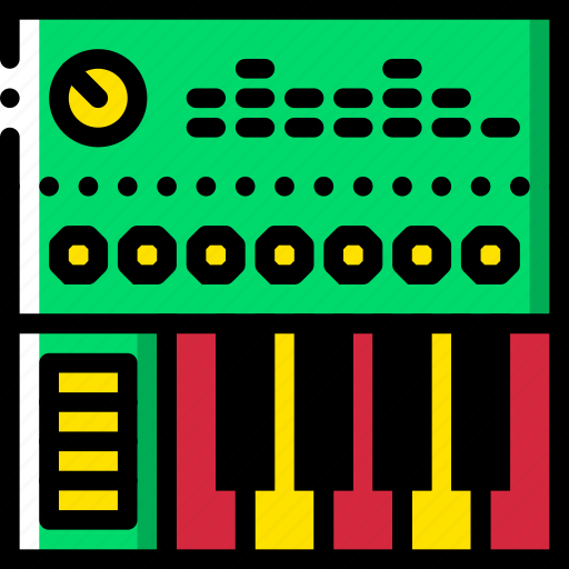 controller, digital, looping, music, play, sound icon
