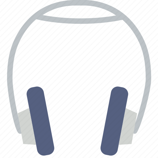 headphones, instrument, music, sound icon