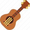 concert, guitar, instrument, music, sound icon