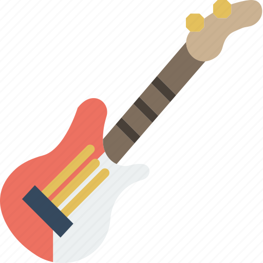 concert, electric, guitar, instrument, music, sound icon