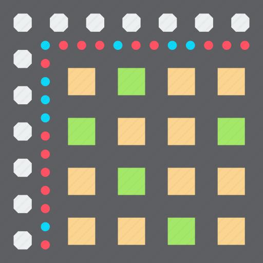 controller, device, music, sound, tune icon