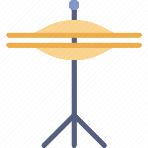 concert, cymbals, instrument, music, sound icon