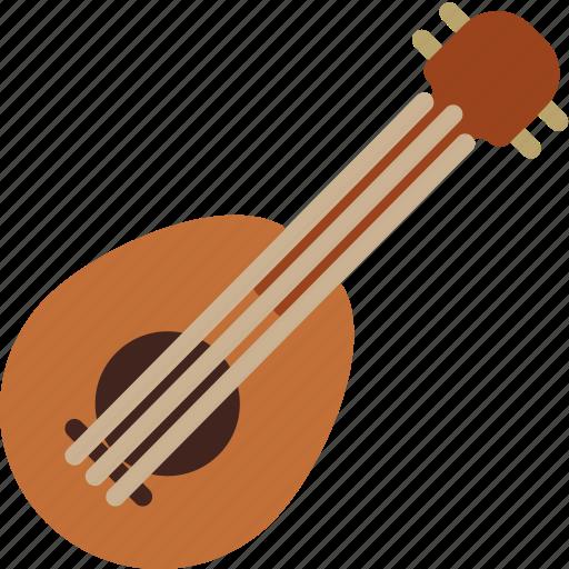 instrument, music, sound, ukulele icon