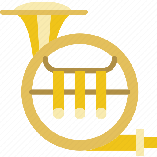 instrument, music, orchestra, sound, tuba icon