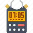 microphone, music, recording, sound, tune icon