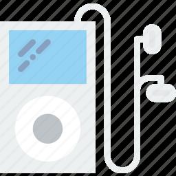 instrument, ipod, music, sound icon