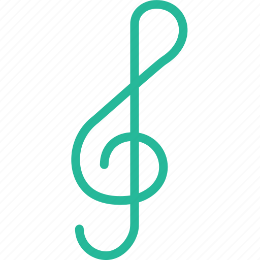 music, musical, note, sound, tune icon