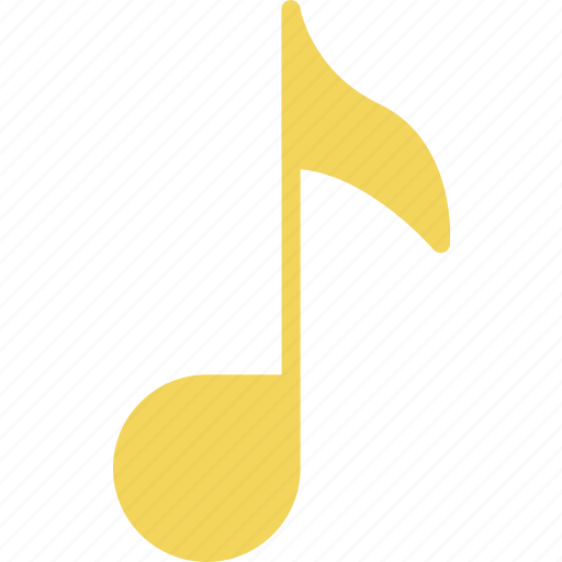 music, quaver, sound, tune icon