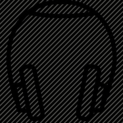 headphones, music, play, sound, tune icon