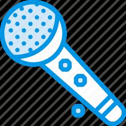 instrument, microphone, music, show, sound, tune, voice icon