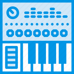 controller, digital, instrument, music, sound, tune icon