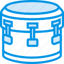 bass, concert, drum, instrument, music, sound, tune icon
