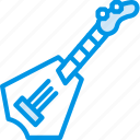 guitar, instrument, music, rockstar, sound, tune icon