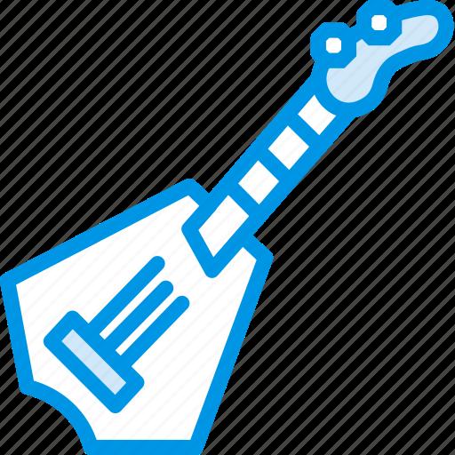 guitar, instrument, music, rockstar, sound, tune icon