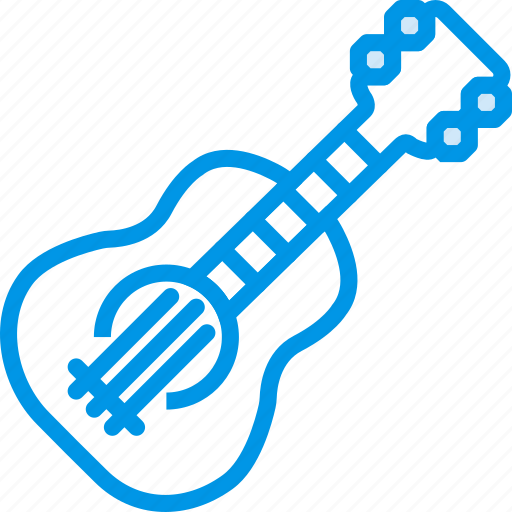 bass, guitar, instrument, music, sound, tune icon