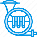 instrument, music, orchestra, sound, tuba, tune icon
