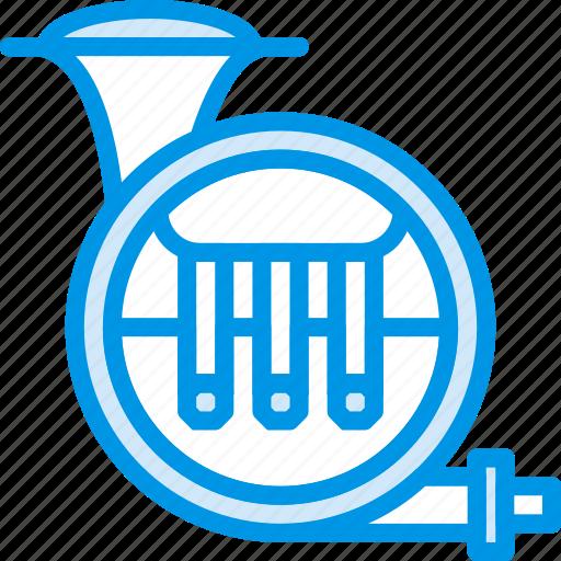 instrument, music, orchestra, sound, tuba, tune icon