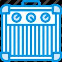 amplifier, guitar, instrument, music, sound, tune