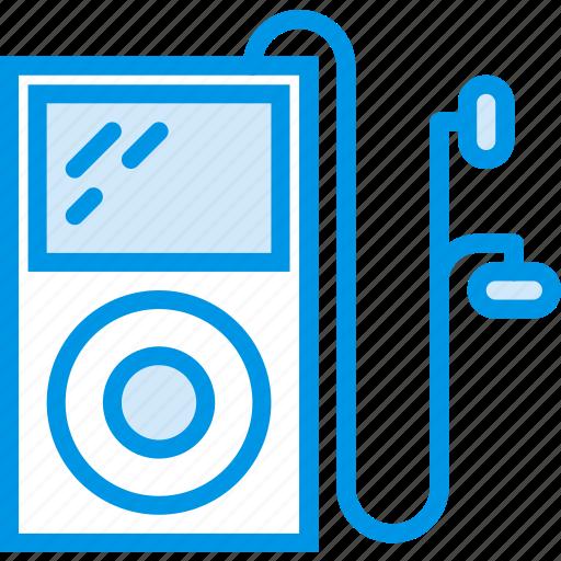 instrument, ipod, music, sound, tune icon