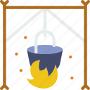 camping, cooking, nature, outdoor, travel icon